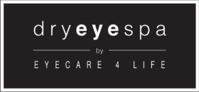 logo for Dry Eye Spa by Eyecare 4 Life Optometrists