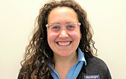 profile photo of Alice Bongers Optometrists GMHBA Eye Care Geelong