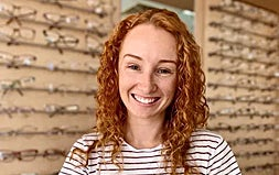 profile photo of Sarah Wilson Optometrists Wilson Fitzpatrick Family Optometrists