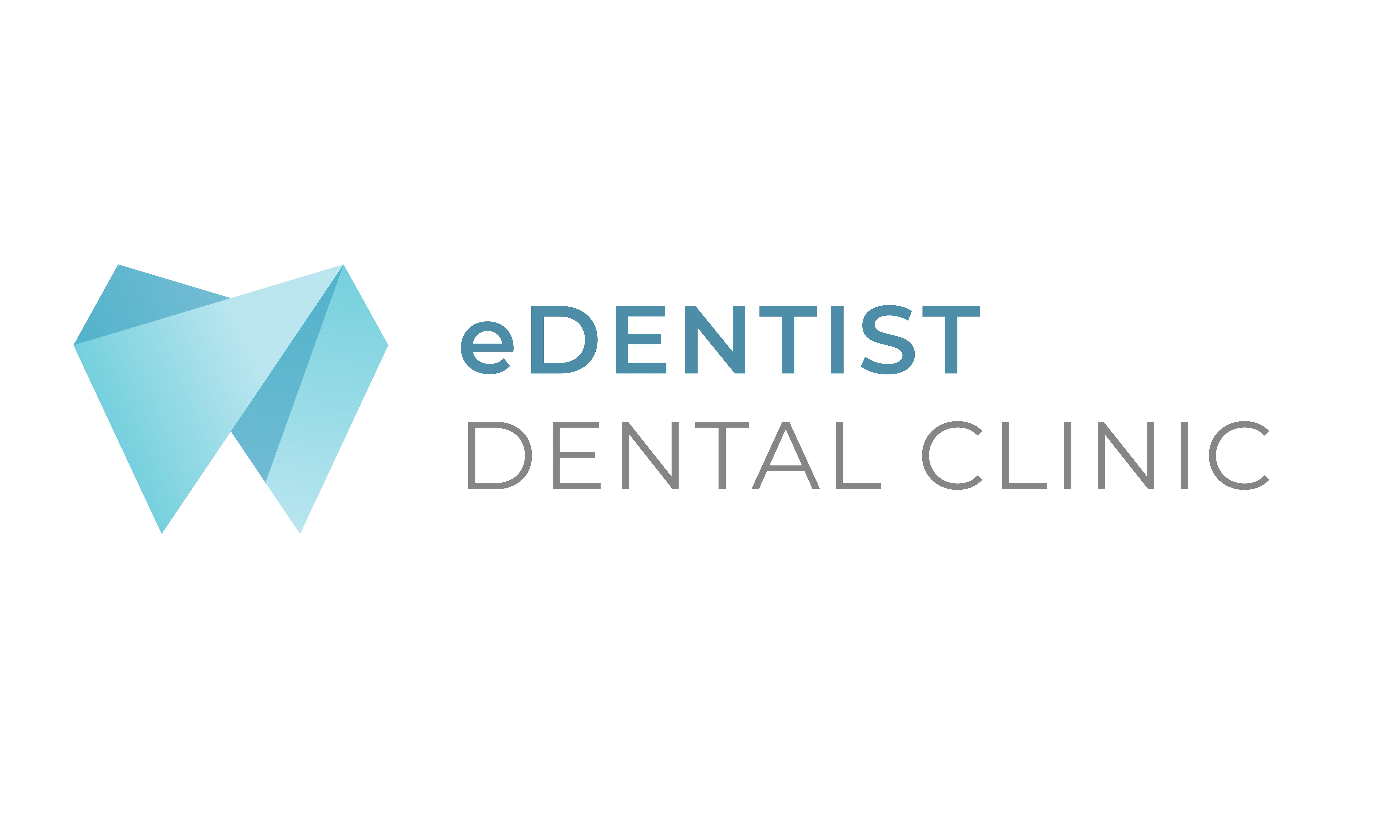 logo for eDentist Dentists