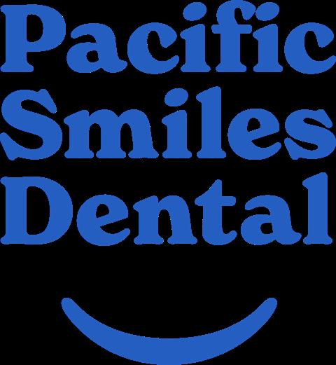 logo for Pacific Smiles Dental Raymond Terrace Dentists