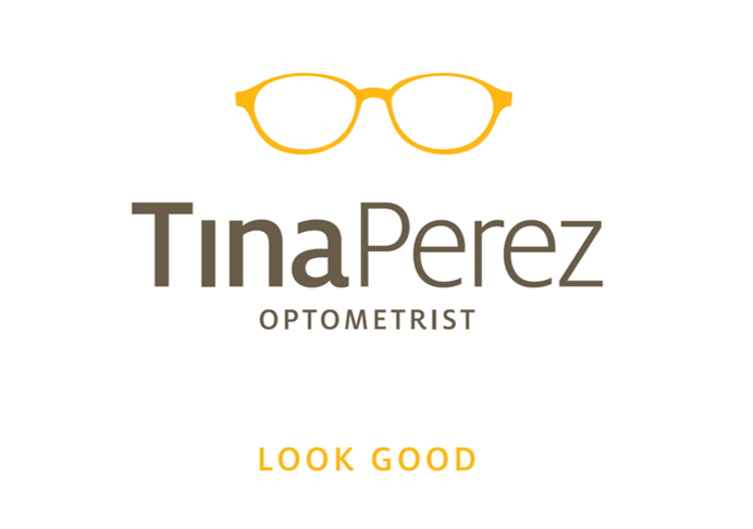 logo for Tina Perez Optometrist Optometrists