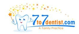 logo for 7to7 Dentist Dentists