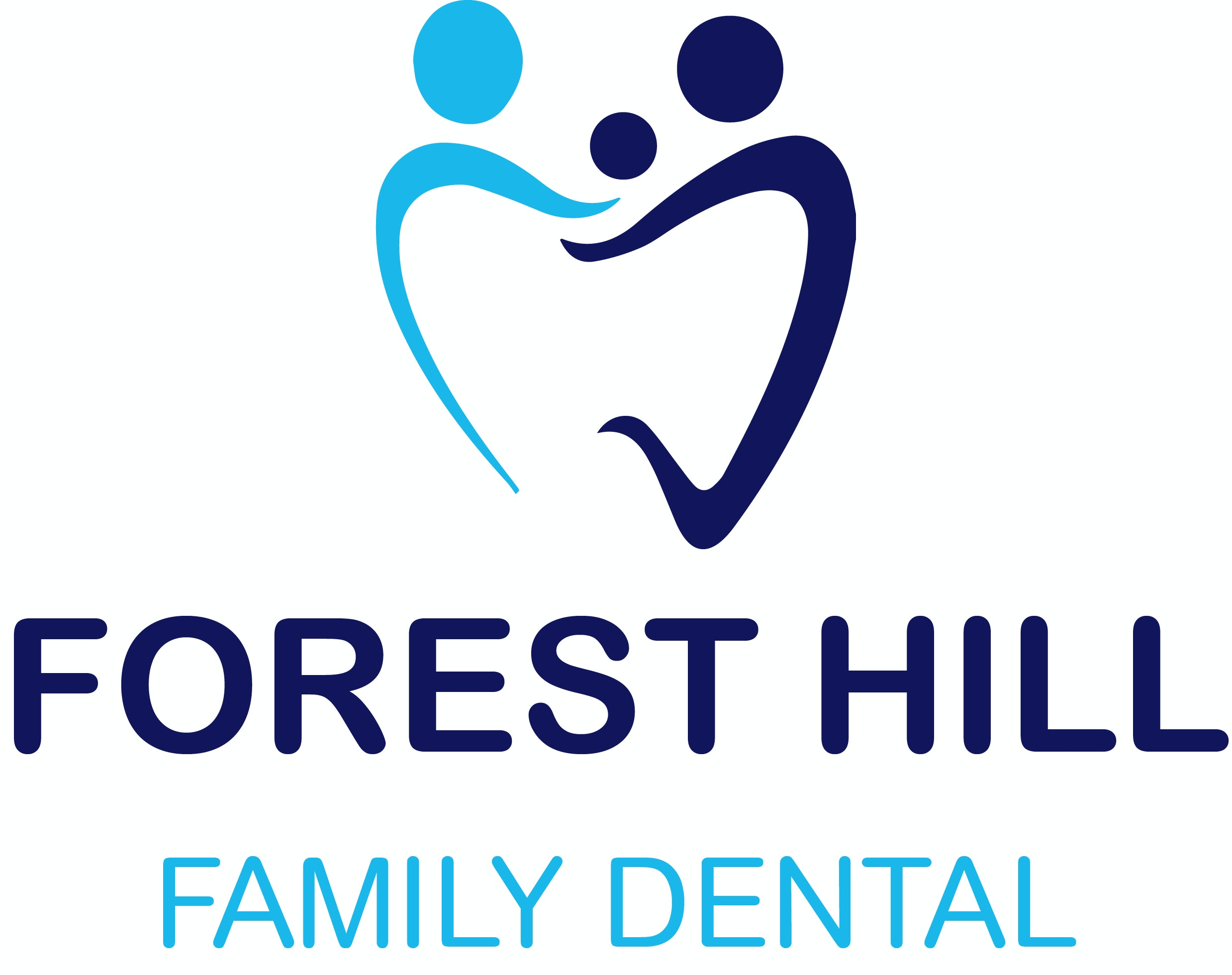 logo for Forest Hill Family Dental Dentists