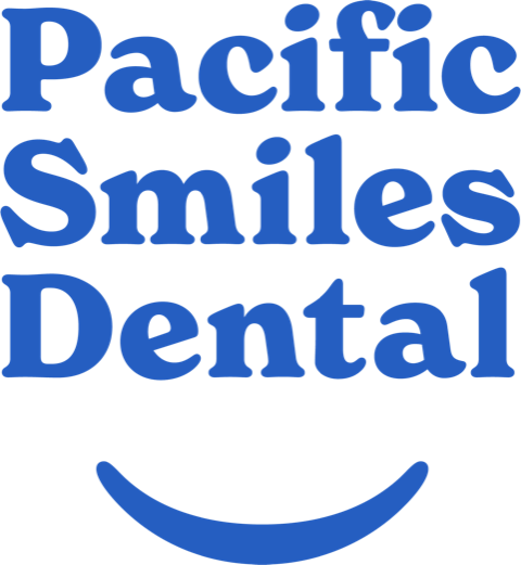 logo for Pacific Smiles Dental Buddina Dentists
