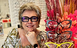 profile photo of Justine Levin Optometrists Naked Specs