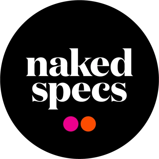 logo for Naked Specs Optometrists
