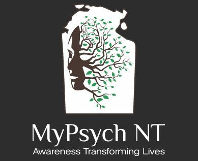 logo for MyPsych NT Psychologists