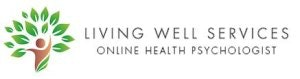 logo for Living Well Services Pty Ltd Psychologists