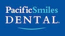 logo for Pacific Smiles Dental Bribie Island  Dentists