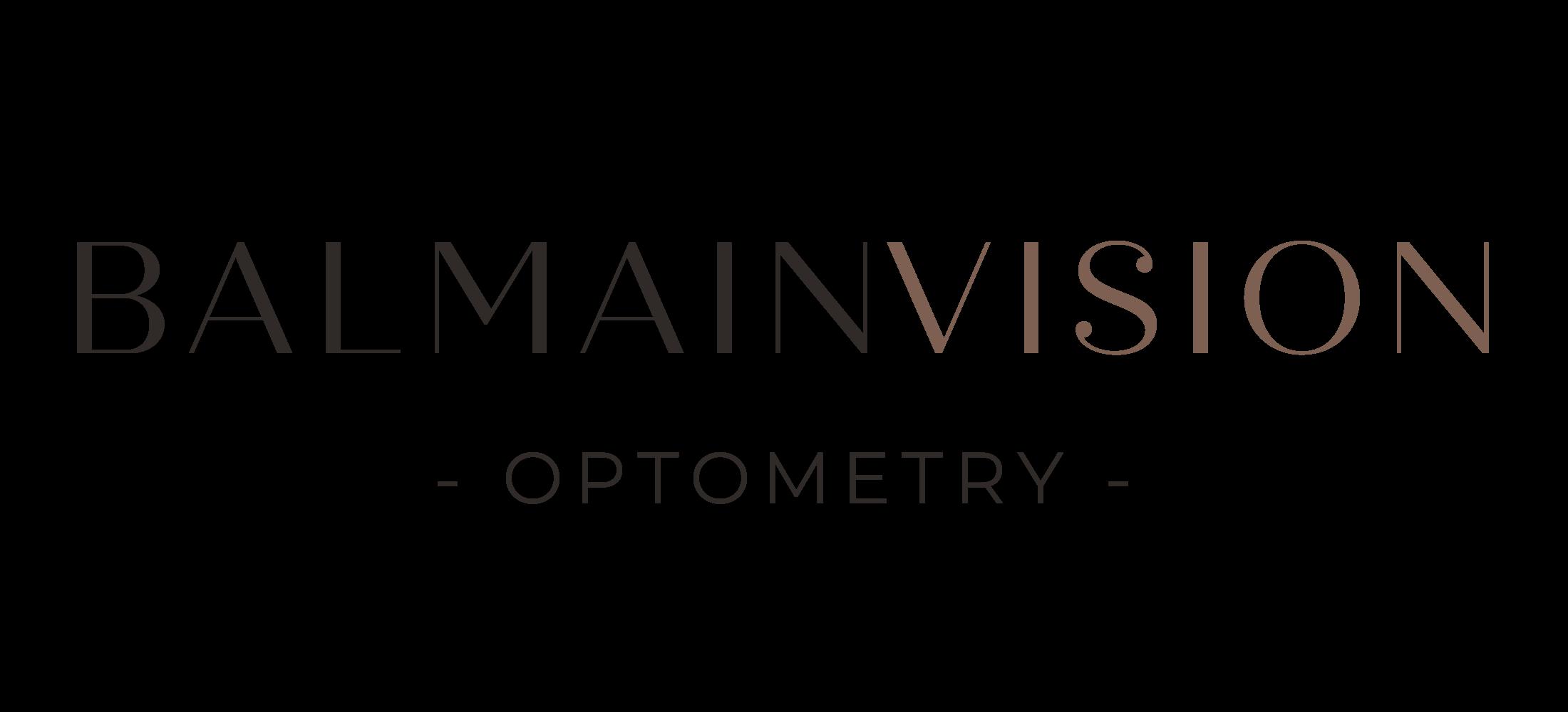 logo for Balmain Vision Optometrists