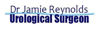 logo for Dr Jamie Reynolds Urologists
