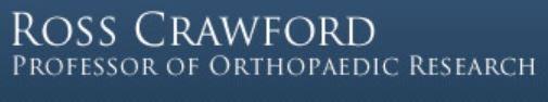 logo for Professor Ross Crawford Orthopaedic Surgeons