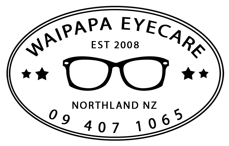 logo for Waipapa Eyecare - NZ Optometrists