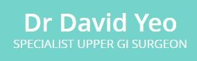 logo for Dr David Yeo - Mater Clinic General Surgeons