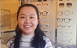profile photo of Lisa Lim Optometrists Grylls Keleher & Matthews Optometrists - Kapiti