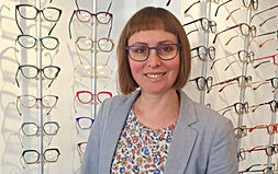 profile photo of Elise Tan Optometrists Swain & Matthews Optometrists - Napier