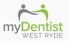 logo for myDentist West Ryde Dentists