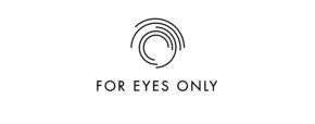 logo for For Eyes Only Optometrists