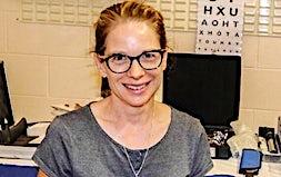profile photo of Dr. Rebecca Youd Optometrists Eye Style Optical Tasmania
